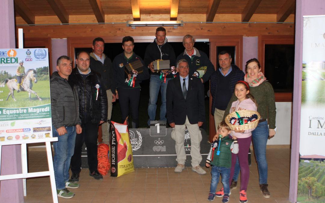 23 marzo 2019 – 6ª Discovering Magredi – ASD Centro Equestre Magredi – Vivaro (PN) Premiazioni