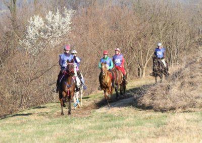 Cavalieri 122 km