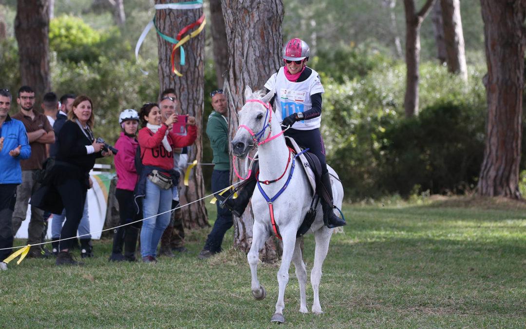 Carolina Tavassoli Asli Campionessa Italiana Endurance 2019