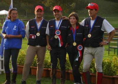 Mugnai,Ducci,Moretti,Cellai. 60 km