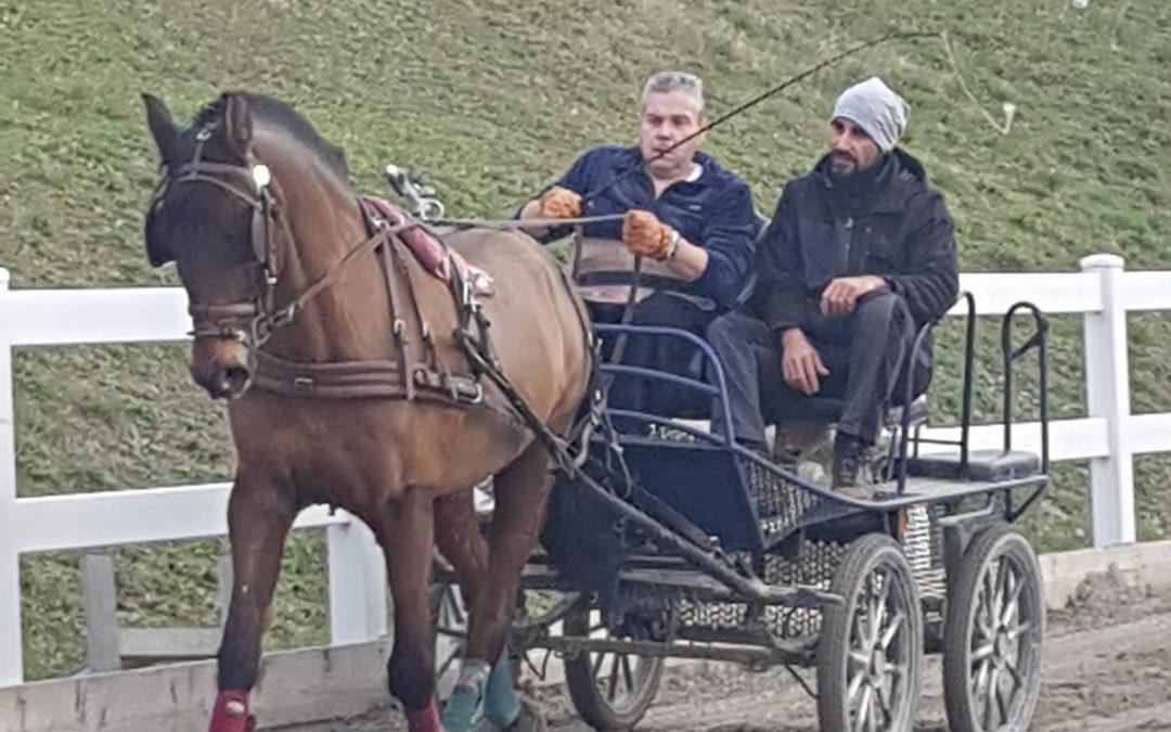 ..Non solo endurance Davide Venanzoni Para Driving di Attacchi