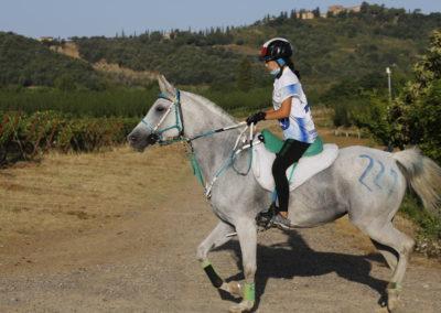 Rodriguez Camilla Ladies CEI1* 120km