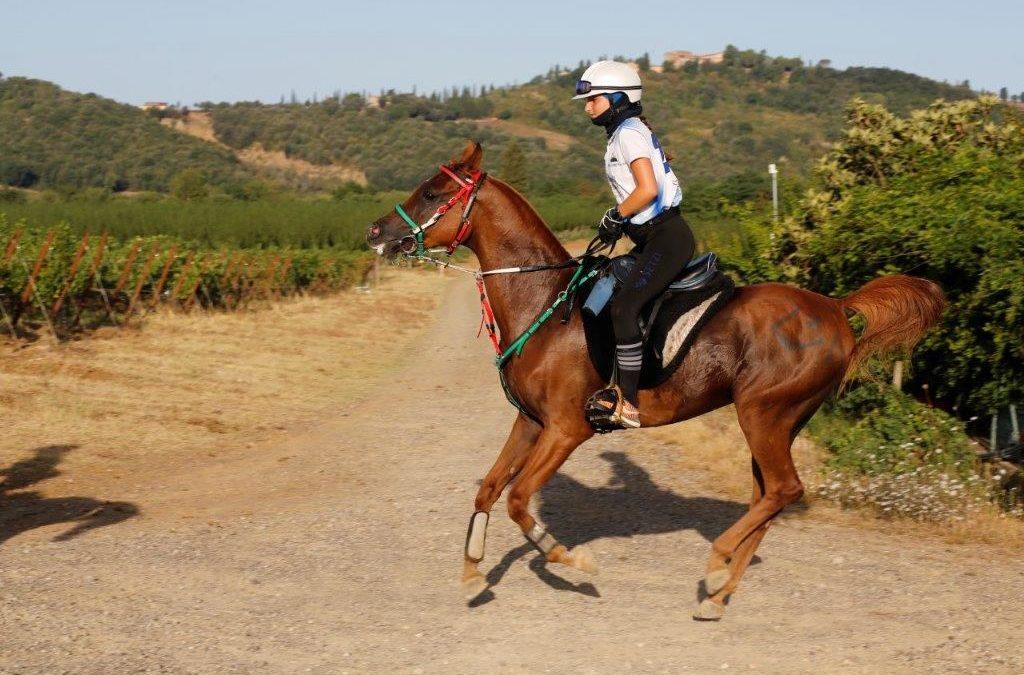 Elisa Zanotti da Montalcino – Trofeo del Brunello 22- 23 agosto 2020