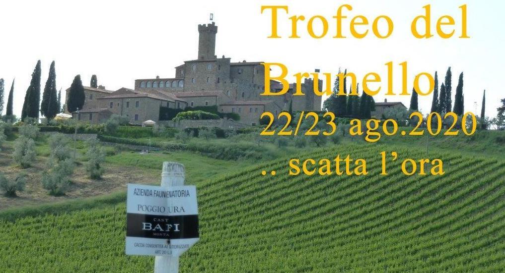 Endurance – Trofeo del Brunello 22-23 agosto 2020 …scatta l'ora!!