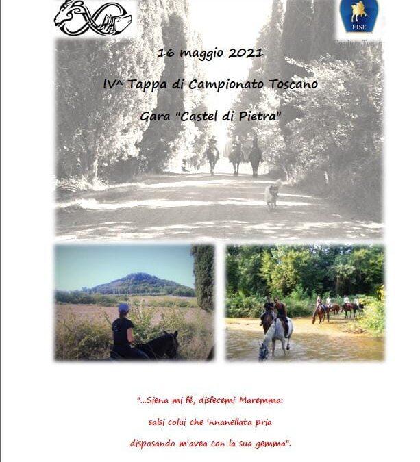 La 4ª Tappa del Campionato Regionale Endurance Toscano