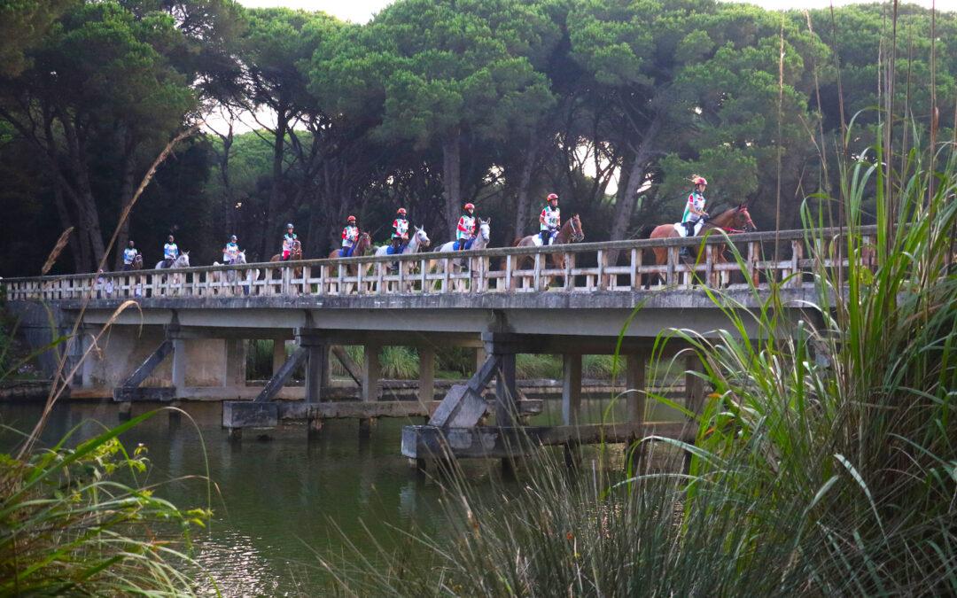 Pisa mondiale con il Longines FEI Endurance World Championship 2021