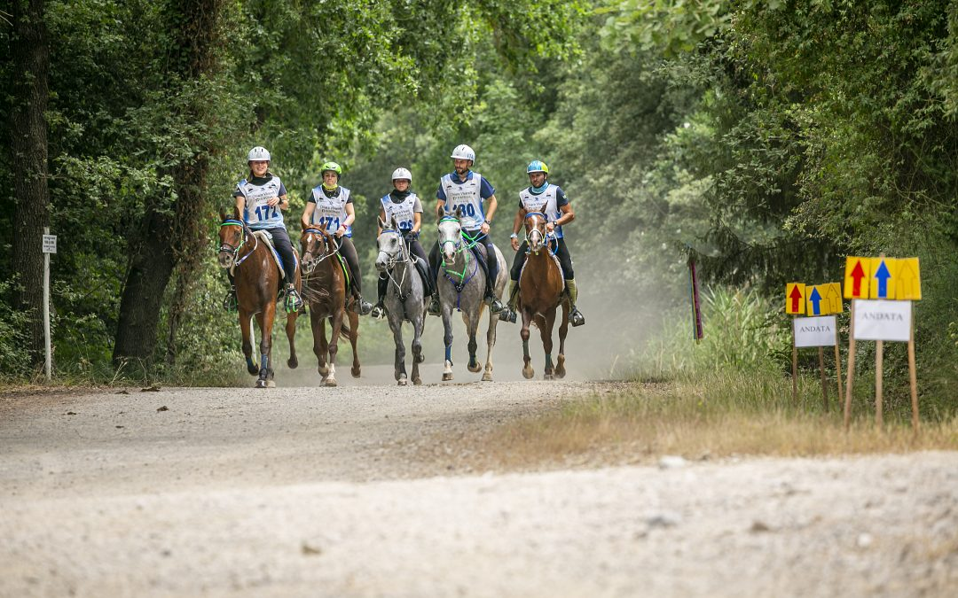Trofeo Brunello Endurance  8° – I giovani sono di esempio.