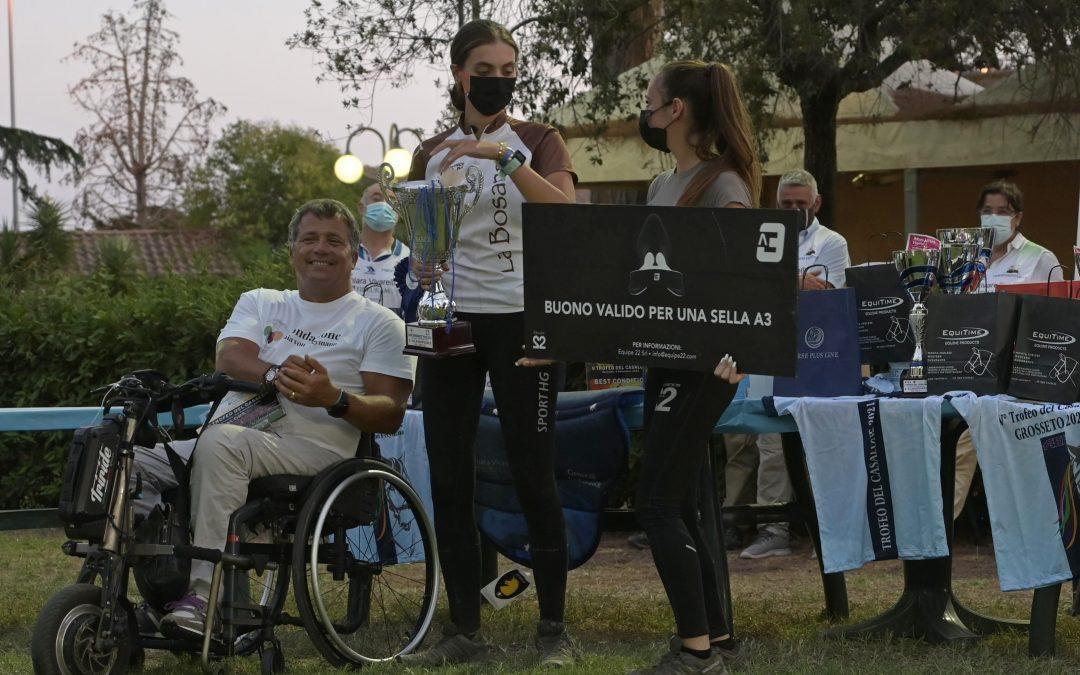 Ecco i vincitori del 5° Trofeo del Casalone del 4 e 5 settembre 2021 Grosseto (ITA)