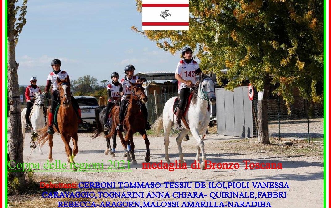 TROFEO DELLE REGIONI 2021 Montefalco (PG) Si chiude il sipario sulla Coppa delle Regioni 2021