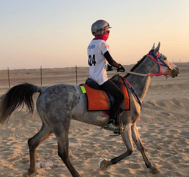 """""""ESZJO è un gran cavallo, adatto all' endurance, i big lo cercano"""""""