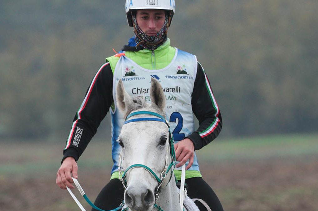 Equestrian Centre Arezzo Endurance a porte chiuse