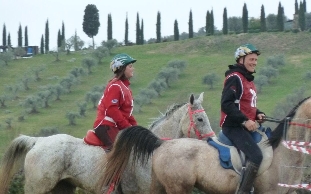Prima Tappa Campionato Toscano Endurance 2021