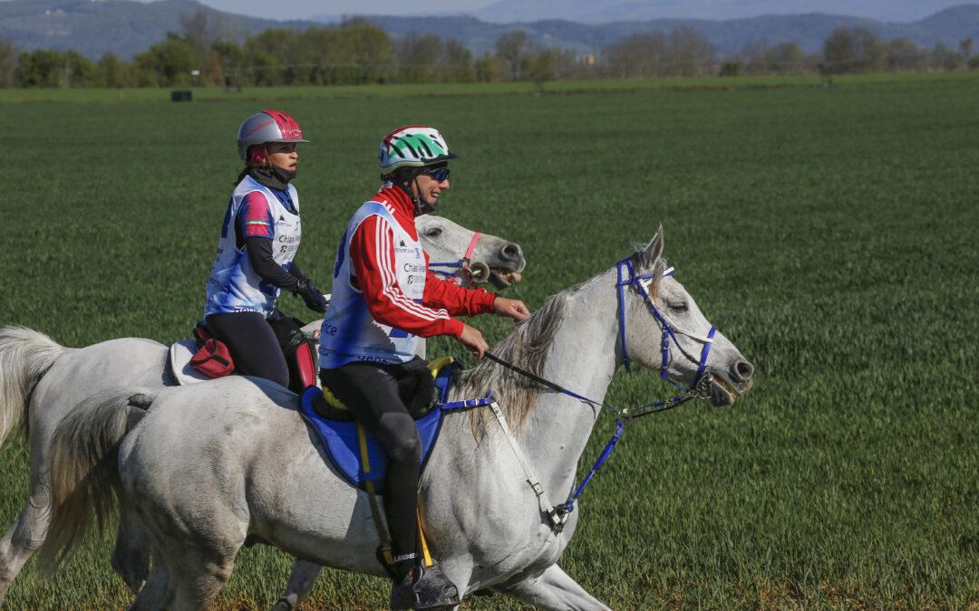 Si chiude il sipario su Arezzo endurance  ride 2021