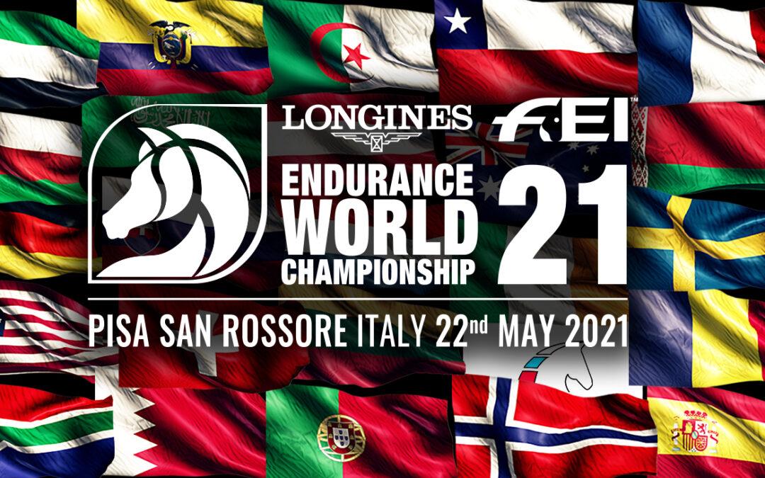 LONGINES FEI ENDURANCE WORLD CHAMPIONSHIP 2021