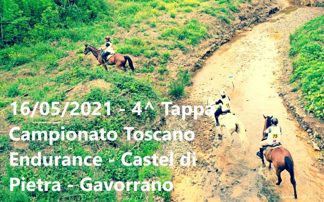 SLIDESHOW – Presentazione di immagini della 4 tappa Campionato Toscana Endurance – Castel Di Pietra – Gavorrano (GR)