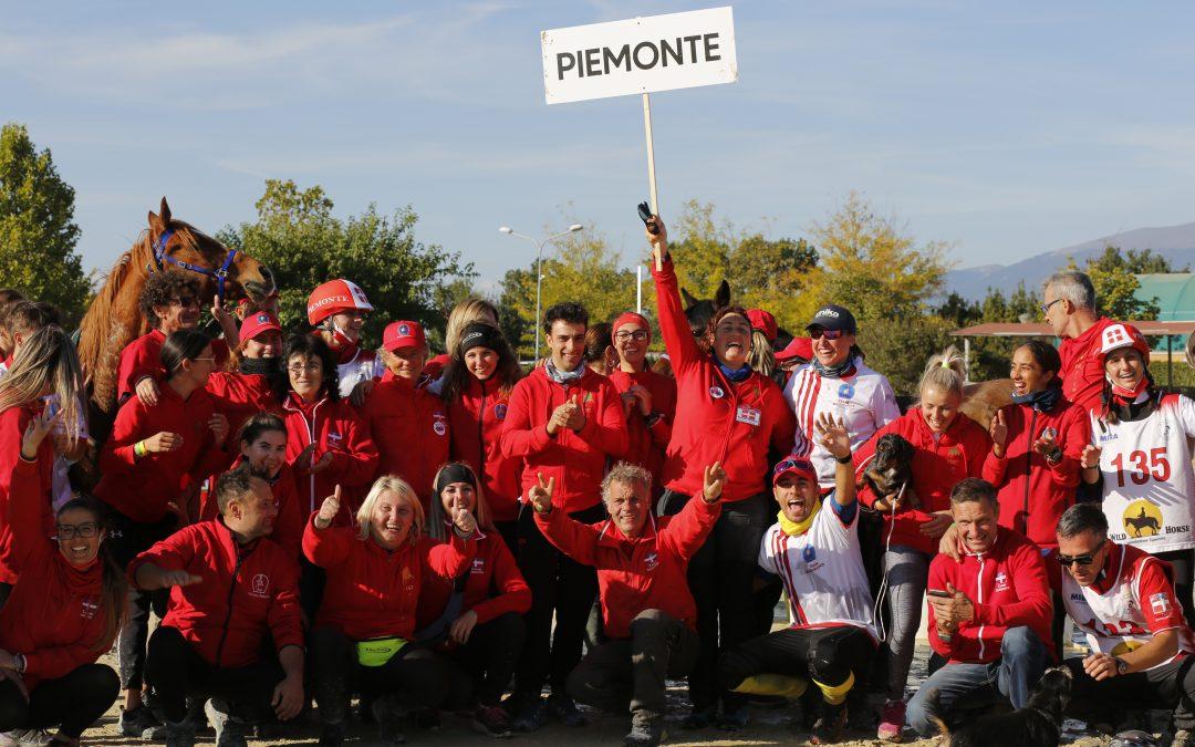 PIEMONTE, campioni Coppa delle Regioni 2021